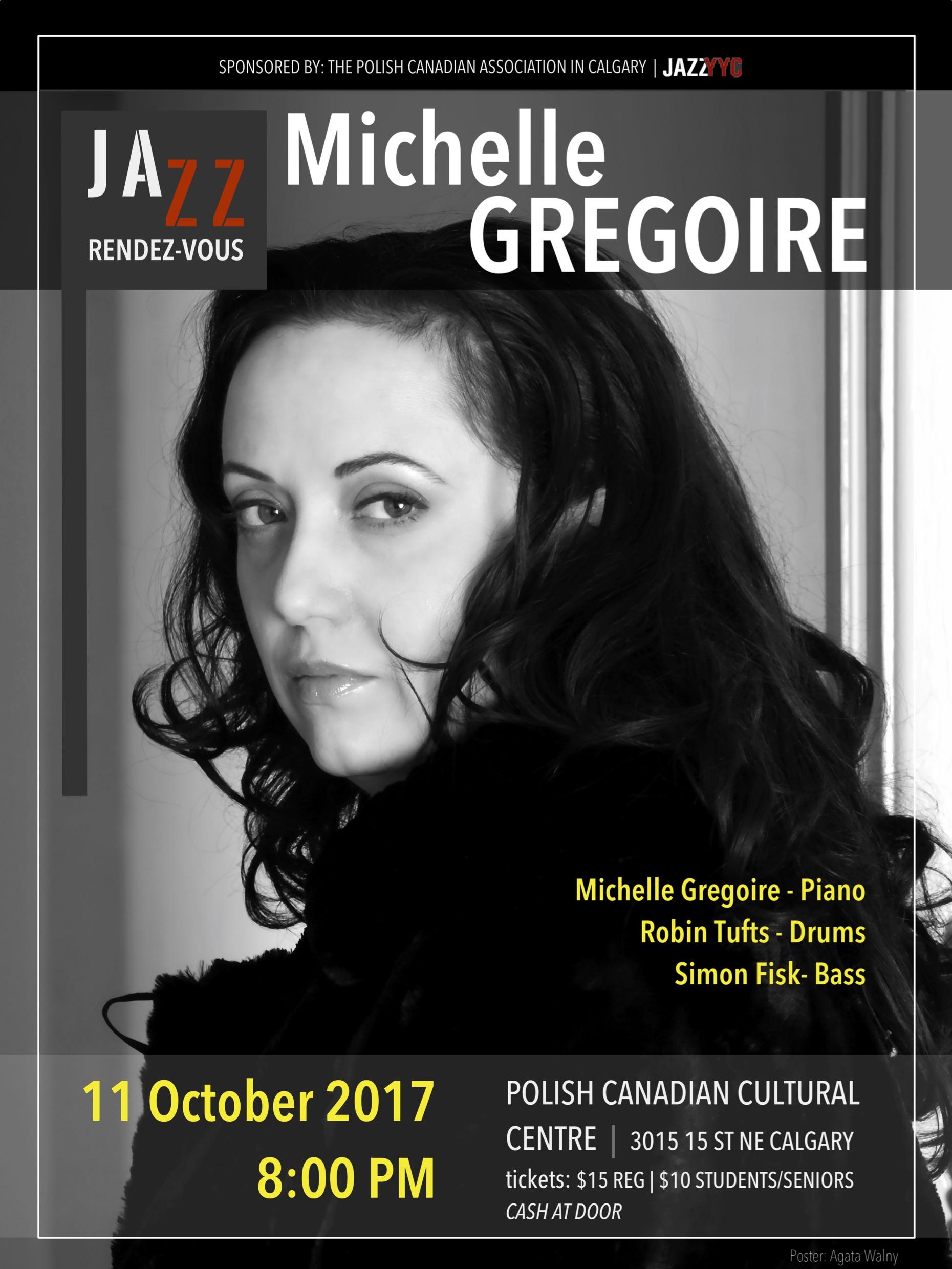 Michelle Gregoire